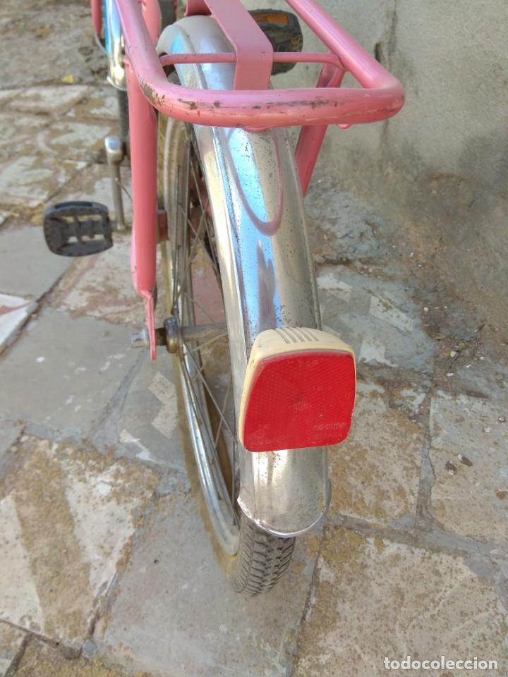 Coleccionismo deportivo: Antigua Bicicleta BH Gacela - Foto 22 - 130258978