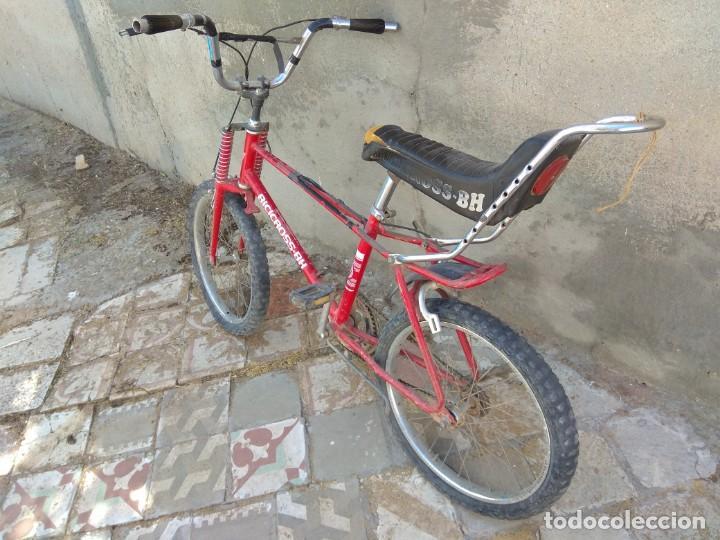 Coleccionismo deportivo: Antigua Bicicleta Bicicross BH - Foto 3 - 130260290