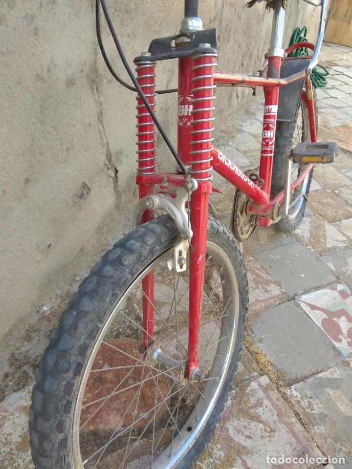 Coleccionismo deportivo: Antigua Bicicleta Bicicross BH - Foto 5 - 130260290