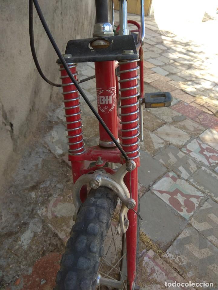 Coleccionismo deportivo: Antigua Bicicleta Bicicross BH - Foto 6 - 130260290