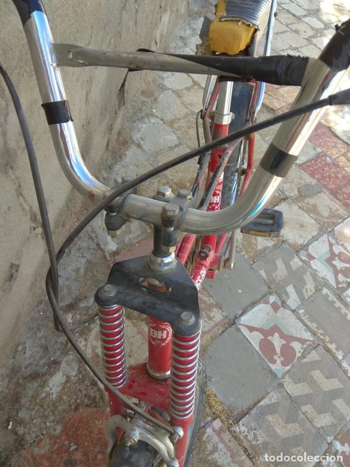 Coleccionismo deportivo: Antigua Bicicleta Bicicross BH - Foto 7 - 130260290