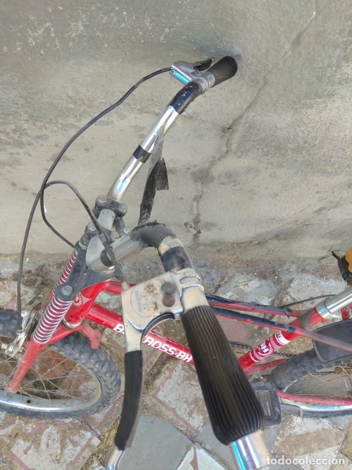 Coleccionismo deportivo: Antigua Bicicleta Bicicross BH - Foto 8 - 130260290