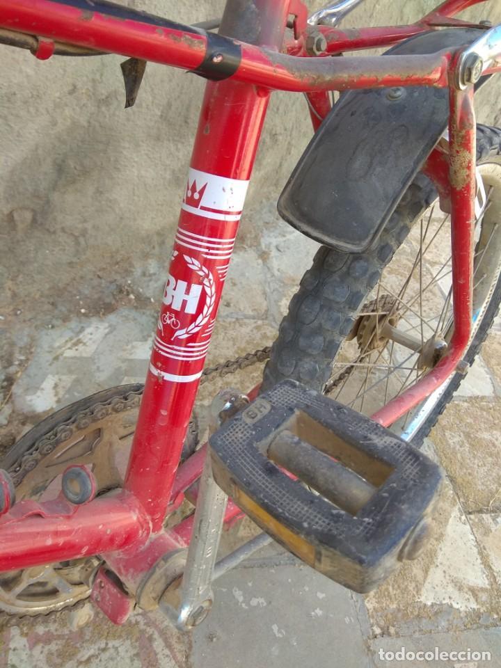 Coleccionismo deportivo: Antigua Bicicleta Bicicross BH - Foto 12 - 130260290