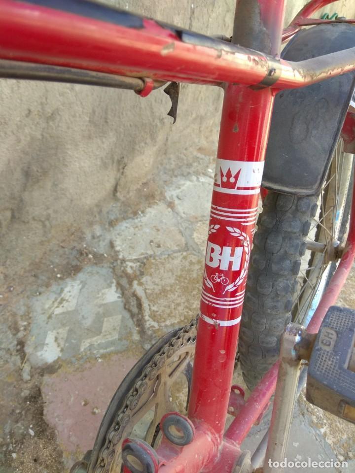 Coleccionismo deportivo: Antigua Bicicleta Bicicross BH - Foto 13 - 130260290