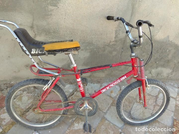 Coleccionismo deportivo: Antigua Bicicleta Bicicross BH - Foto 16 - 130260290
