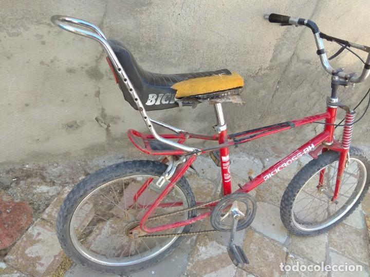 Coleccionismo deportivo: Antigua Bicicleta Bicicross BH - Foto 17 - 130260290