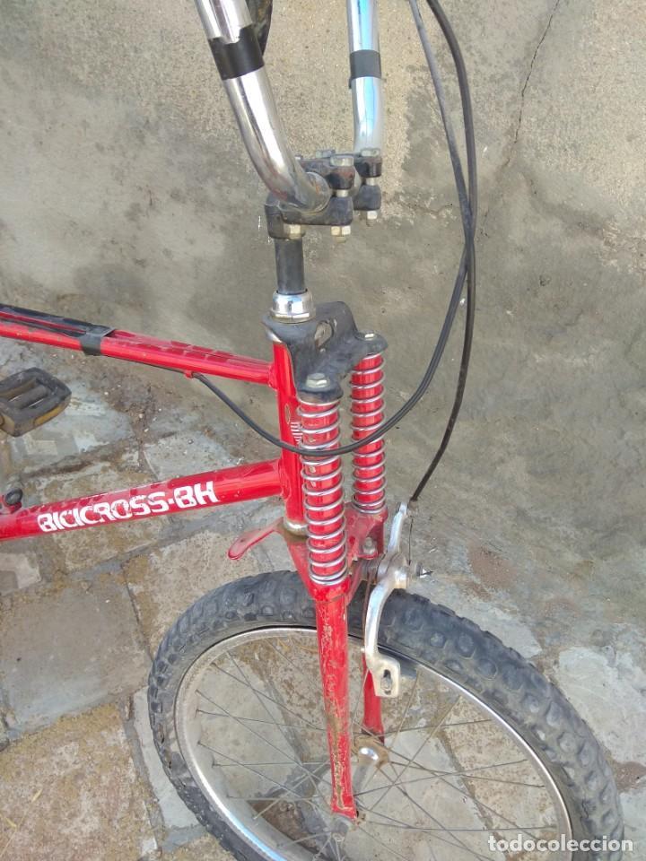 Coleccionismo deportivo: Antigua Bicicleta Bicicross BH - Foto 20 - 130260290