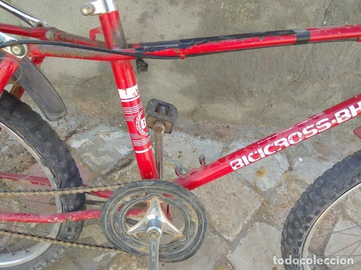 Coleccionismo deportivo: Antigua Bicicleta Bicicross BH - Foto 21 - 130260290