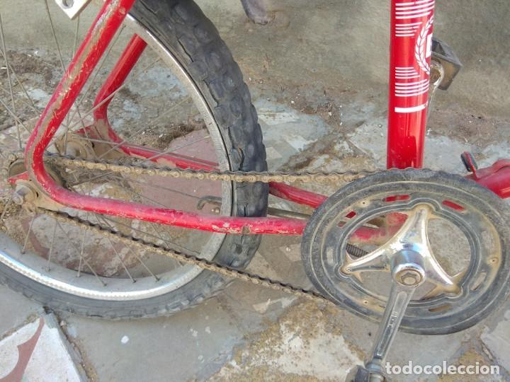 Coleccionismo deportivo: Antigua Bicicleta Bicicross BH - Foto 22 - 130260290