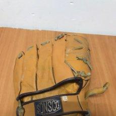 Coleccionismo deportivo: GUANTE BÉISBOL SONSCO BRAND SUPER. Lote 130280207