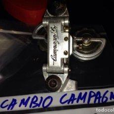 Coleccionismo deportivo: BICICLETA CAMBIO CAMPAGNOLO IDEAL BIANCHI Y SIMILAR CALIDAD COLECCION. Lote 131395770