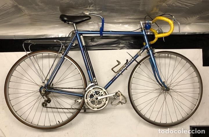 Cycles Gitane. Bicicleta de carretera profesional. Francia. 1980., usado segunda mano