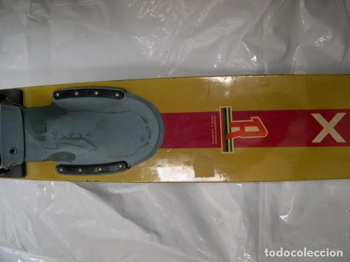 Coleccionismo deportivo: tabla esqui acuatico reflex - Foto 8 - 132009790