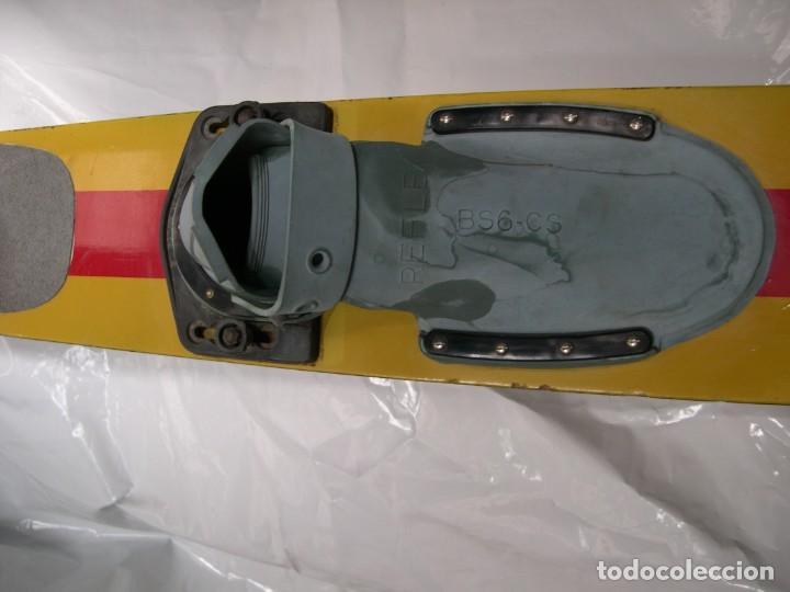 Coleccionismo deportivo: tabla esqui acuatico reflex - Foto 9 - 132009790
