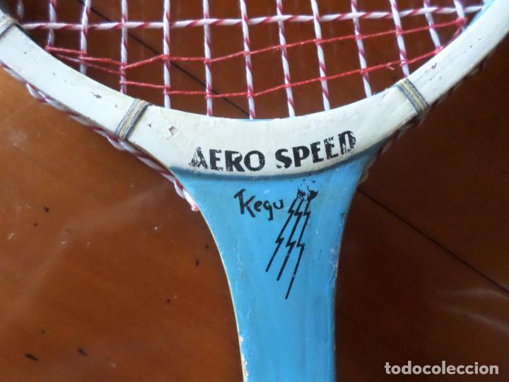 Coleccionismo deportivo: RAQUETA DE TENIS MASTERBUILT - Foto 3 - 132919990