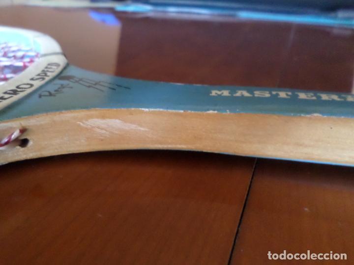Coleccionismo deportivo: RAQUETA DE TENIS MASTERBUILT - Foto 11 - 132919990