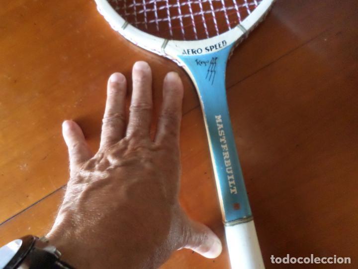 Coleccionismo deportivo: RAQUETA DE TENIS MASTERBUILT - Foto 18 - 132919990