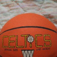 Coleccionismo deportivo: BALON DE BALONCESTO DE ENTRENAMIENTO DE BOSTON CELTICS AÑO 1994 PARA COLECCIONISTAS!. Lote 134915158