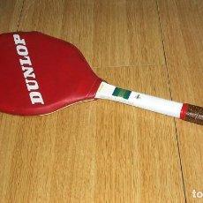 Coleccionismo deportivo: RAQUETA DUNLOP CON FUNDA - EVONNE GOOLAGONG.. Lote 136316162