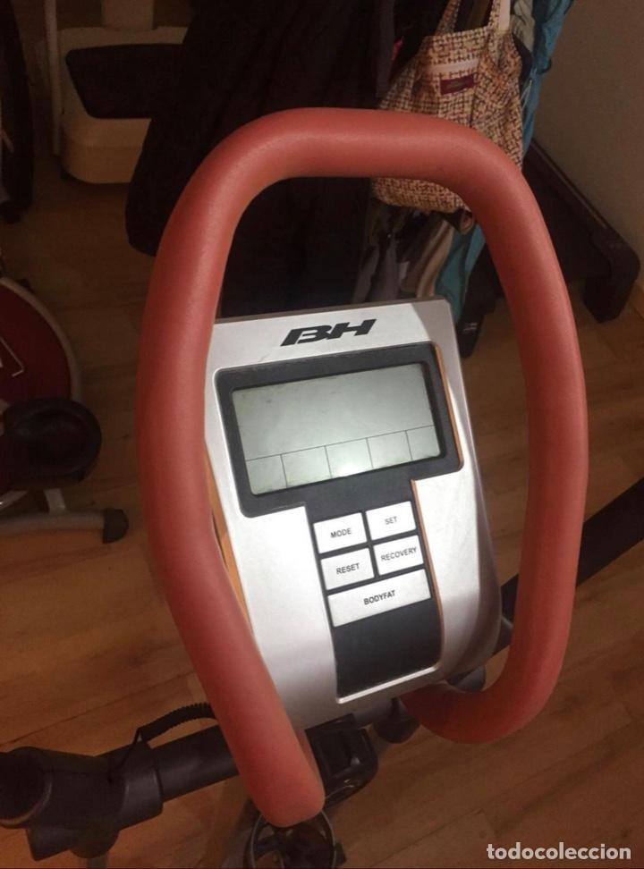 Coleccionismo deportivo: Bicicleta elíptica BH - Foto 2 - 137868282