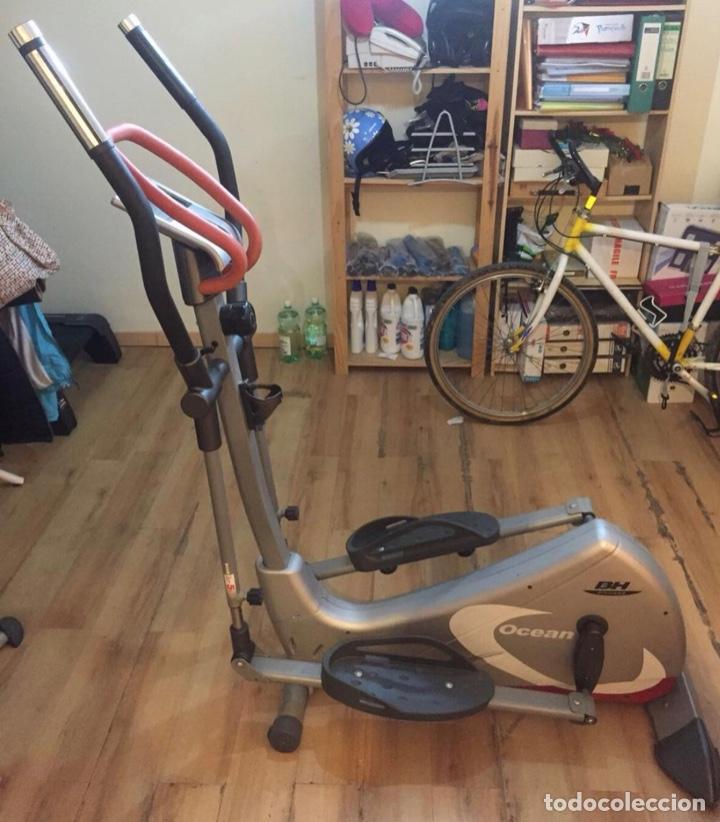 Coleccionismo deportivo: Bicicleta elíptica BH - Foto 3 - 137868282