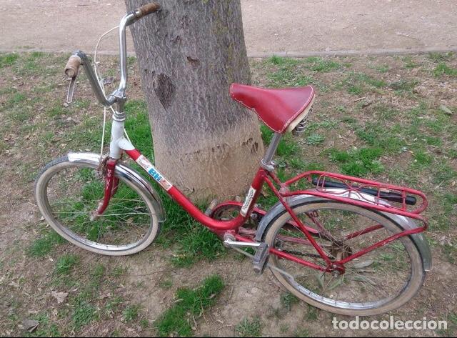 Coleccionismo deportivo: Guardabarros delantero bicicleta BH Beistegui - Foto 3 - 138534912