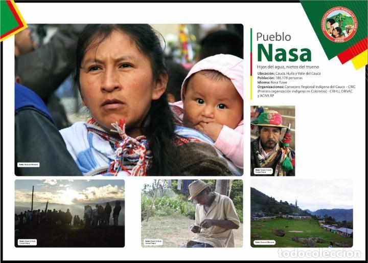 Coleccionismo deportivo: Trampa de pesca artesanal Pueblo indígenas Colombia - Foto 15 - 138834254
