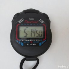 Coleccionismo deportivo: CRONOMETRO DEPORTIVO DIGITAL - ANYTIME XL-013. Lote 139193862