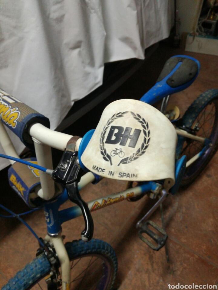 Coleccionismo deportivo: Bicicleta BH California BMX XL 4 - Foto 2 - 139747766