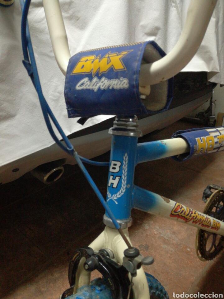 Coleccionismo deportivo: Bicicleta BH California BMX XL 4 - Foto 5 - 139747766