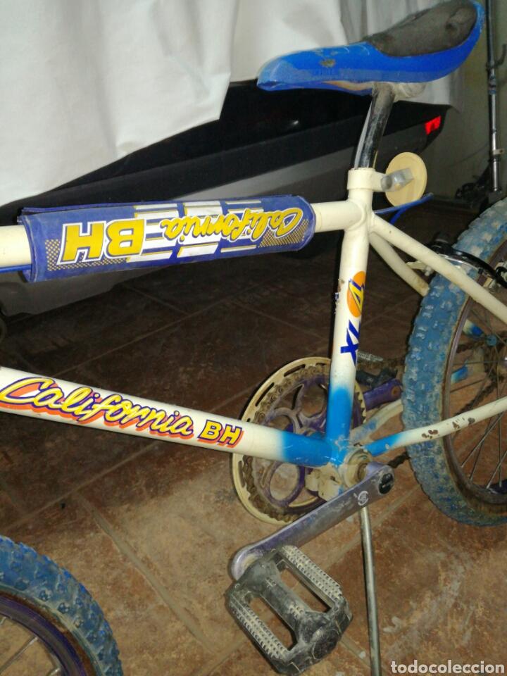 Coleccionismo deportivo: Bicicleta BH California BMX XL 4 - Foto 7 - 139747766