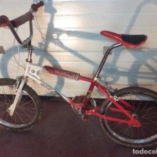 Coleccionismo deportivo: BICICLETA CLÁSICA BMX PANTHER RABASA-DERBI. Lote 142114002