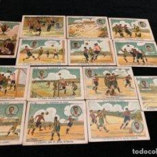 Coleccionismo deportivo: COLECCIÓN COMPLETA COMO FUE GANADO EN CAMPEONATO FÚTBOL CLUB FC BARÇA CF F. C BARCELONA . Lote 143097186
