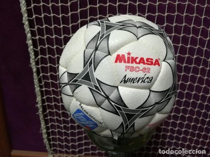 Antiguo balon mikasa futbol sala fsc-62 america - Sold through ... dca2ddd345f74