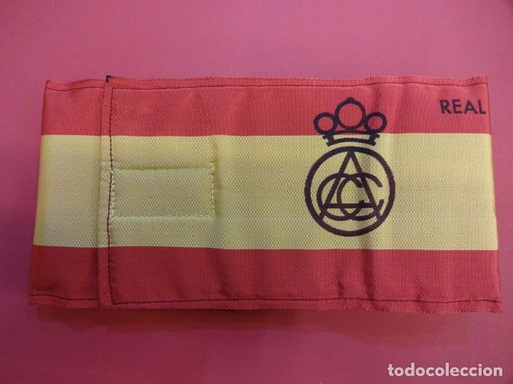 Coleccionismo deportivo: RACC Cataluña-Baleares. Brazal acolchado ORGANIZACION prueba automovilística años 1970s - Foto 4 - 146500290