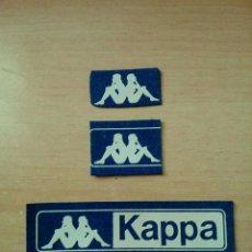 Coleccionismo deportivo: PARCHE KAPPA 100 X 28 MM. Lote 146968758
