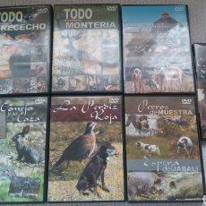 Coleccionismo deportivo: DVD CAZA. Lote 147435698