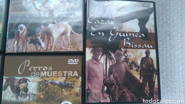 Coleccionismo deportivo: DVD CAZA - Foto 5 - 147435698