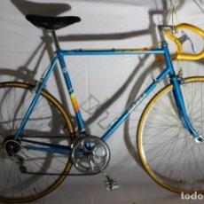 Coleccionismo deportivo: BICICLETA CLÁSICA DE CARRERAS ORBEA MONCAYO RESTAURADA [90 FOTOGRAFÍAS]. Lote 147589926
