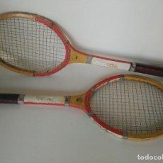 Coleccionismo deportivo: ANTIGUAS RAQUETAS DE TENIS ESPAÑOLAS, AÑOS 70. Lote 147637230