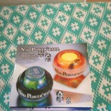 Coleccionismo deportivo: POWER BALL. Lote 148774256