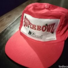 Coleccionismo deportivo: GORRA SUPERBOWL MEILAND, FUTBOL.. Lote 152046930