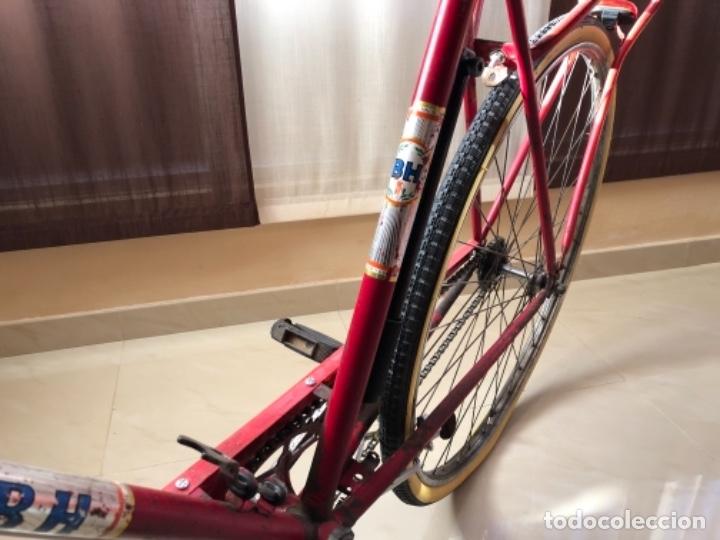 Coleccionismo deportivo: Antigua bicicleta BH - Foto 2 - 127753375