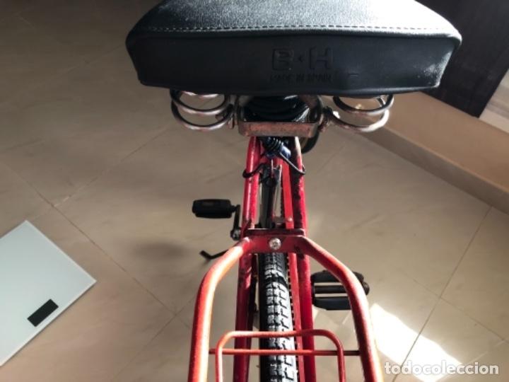 Coleccionismo deportivo: Antigua bicicleta BH - Foto 4 - 127753375