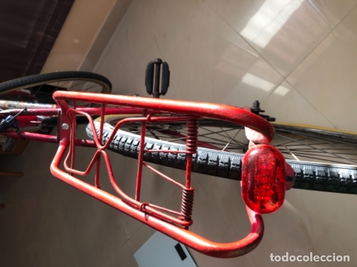 Coleccionismo deportivo: Antigua bicicleta BH - Foto 5 - 127753375