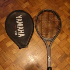 Coleccionismo deportivo: RAQUETA SQUASH YAMAHA BADMINTON GRAPHITE 70 . Lote 152480910