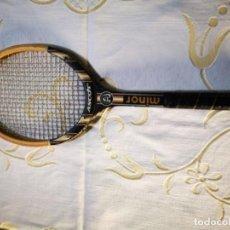 Coleccionismo deportivo: ANTIGUA RAQUETA DE TENIS ASCOT.. Lote 152665374