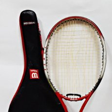 Coleccionismo deportivo: RAQUETA TENIS WILSON ULTRA SERIES POWER TITANIUM. Lote 152821606