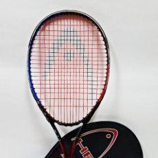 Coleccionismo deportivo: RAQUETA HEAD AGASSI PIRAT 64 CON FUNDA.. Lote 152884282