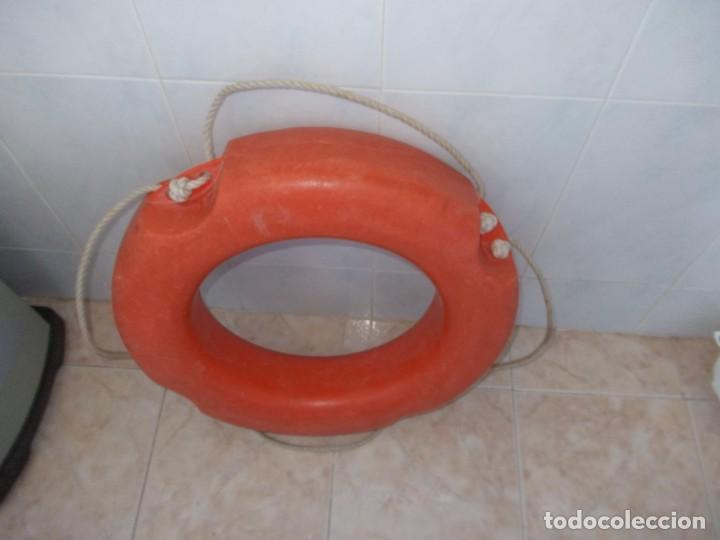 Coleccionismo deportivo: salvavidas-flotador - Foto 2 - 155557470